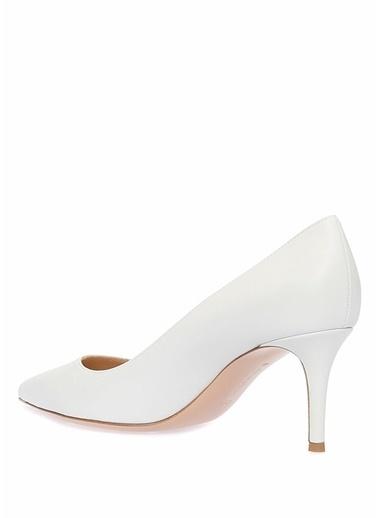 Gianvito Rossi Ayakkabı Beyaz
